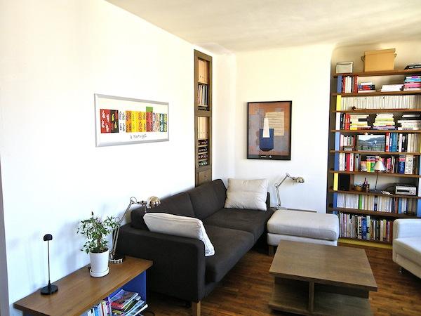 Saint victor grand 2 pi ces louer meubl marseille for Location appartement design marseille