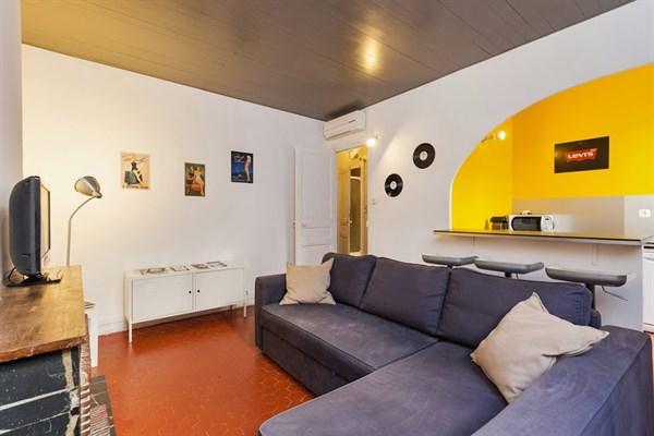 Estienne d 39 orves 1 appartement 3 pi ces louer meubl marseille l 39 agence de marseille - Location meublee la reunion ...