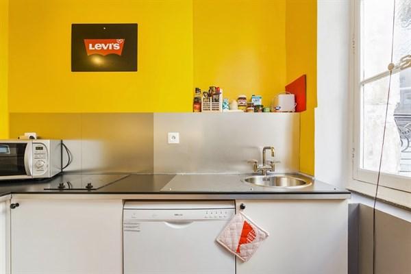 Table rabattable cuisine paris location d appartement meuble - Contrat location appartement meuble ...