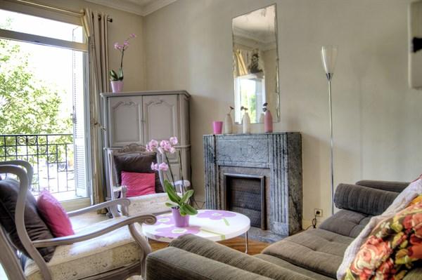 Le grand prado appartement familial de 3 chambres avec v randa ensoleill e dans le quartier du - Chambre a louer marseille ...