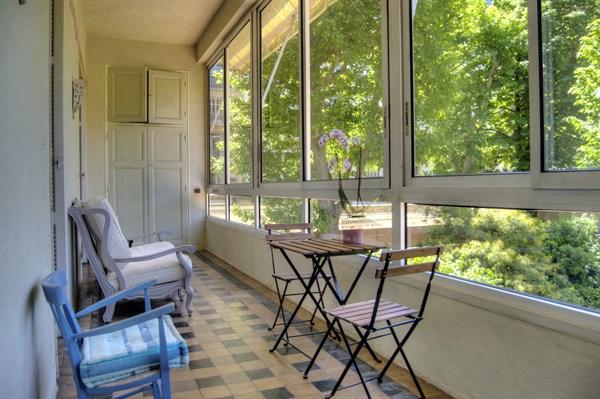 Le grand prado appartement familial de 3 chambres avec for Appartement meuble a casablanca courte duree