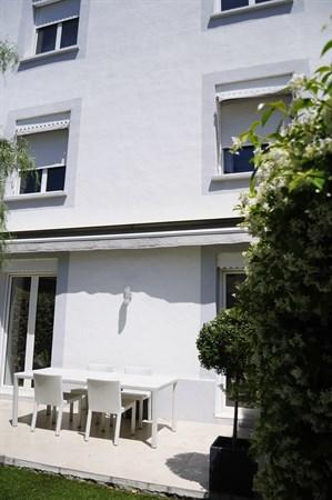 Les flots bleus splendide appartement en rez de jardin avec 2 chambres doubles au roucas blanc - Location meublee amortissement du bien ...