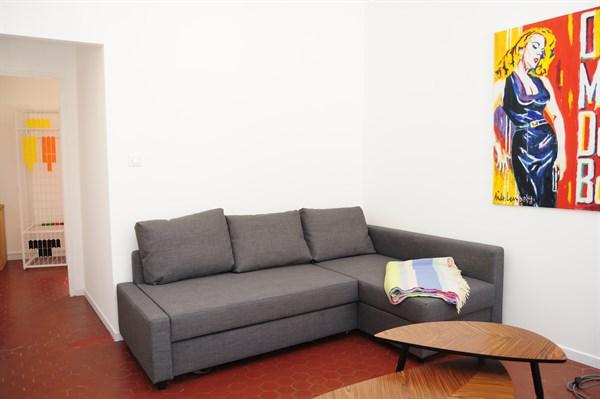 le milly superbe appartement de 2 pi ces pour 4 dans le 6 me arrondissement de marseille l. Black Bedroom Furniture Sets. Home Design Ideas