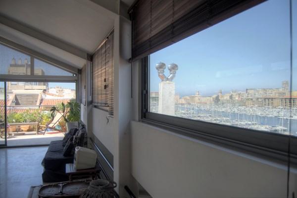 Le penthouse du vieux port splendide penthouse avec 2 - Imposition sur location meublee ...